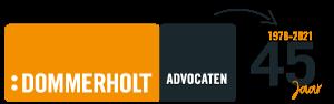 Werken bij Dommerholt Advocaten Logo
